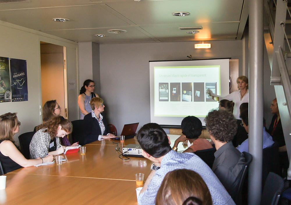 Rencontre et présentation des outils Civiliz au Jardin des Plantes