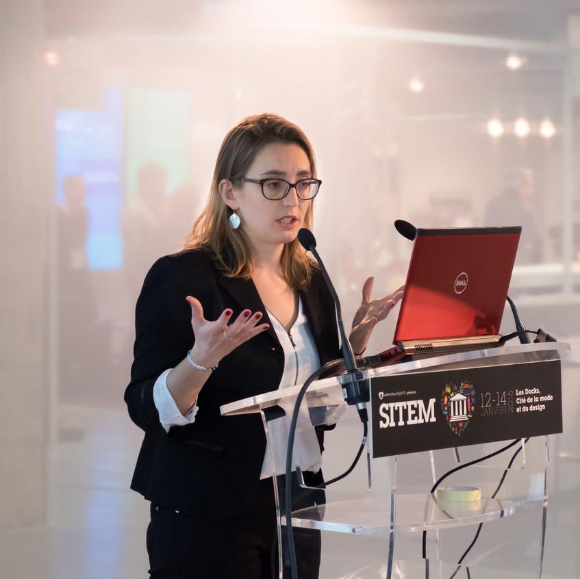 Cécile Martineau raconte l'expérience du Musée de la Marine