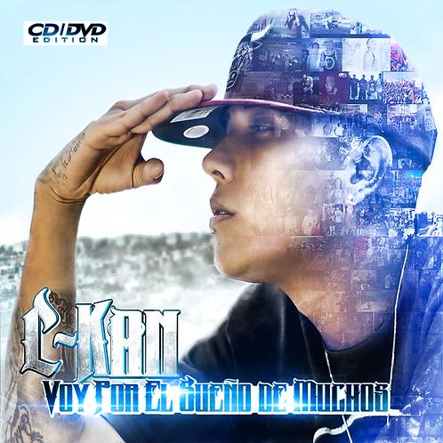 C- Kan - Voy Por El Sueño de muchos - CD + DVD Combo