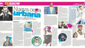 Sará named only female artist on promonate list