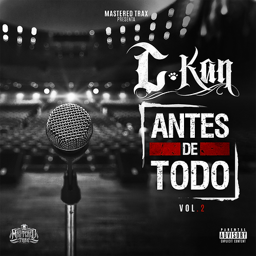 C-Kan - Antes De Todo Vol. 2
