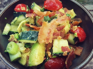 Bacon-Avocado Summer Salad