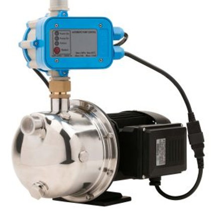 Watertech Pressure Pump .6hp - 4 Tap