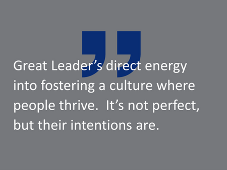 Thriving Culture, PQfactor, let's thrive together