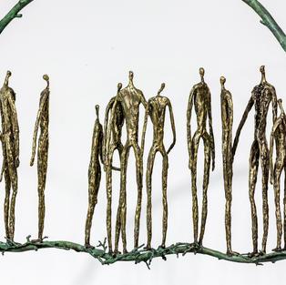 Circle of Life by Jill Berelowitz (Detail)
