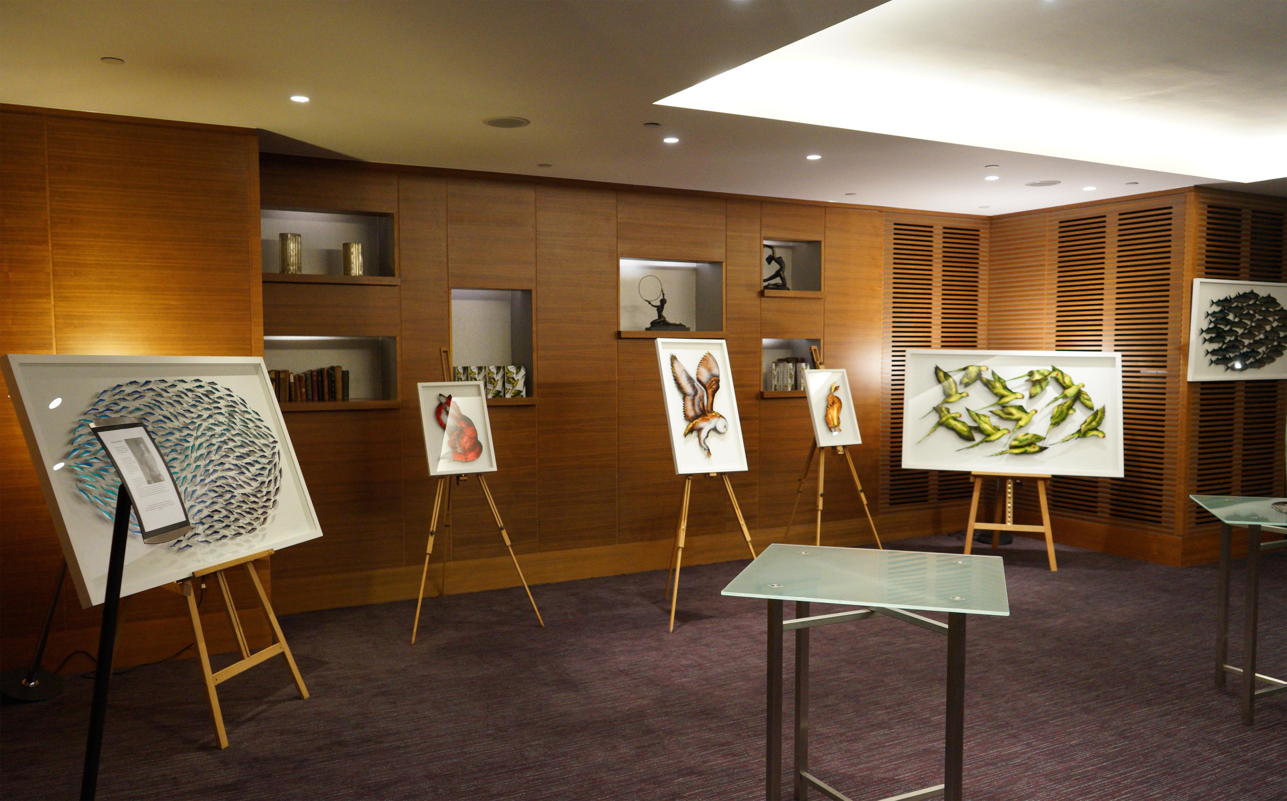 T5 Gallery Sofitel Event