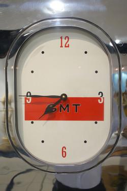 Airbus Window Clock (Time Flies)