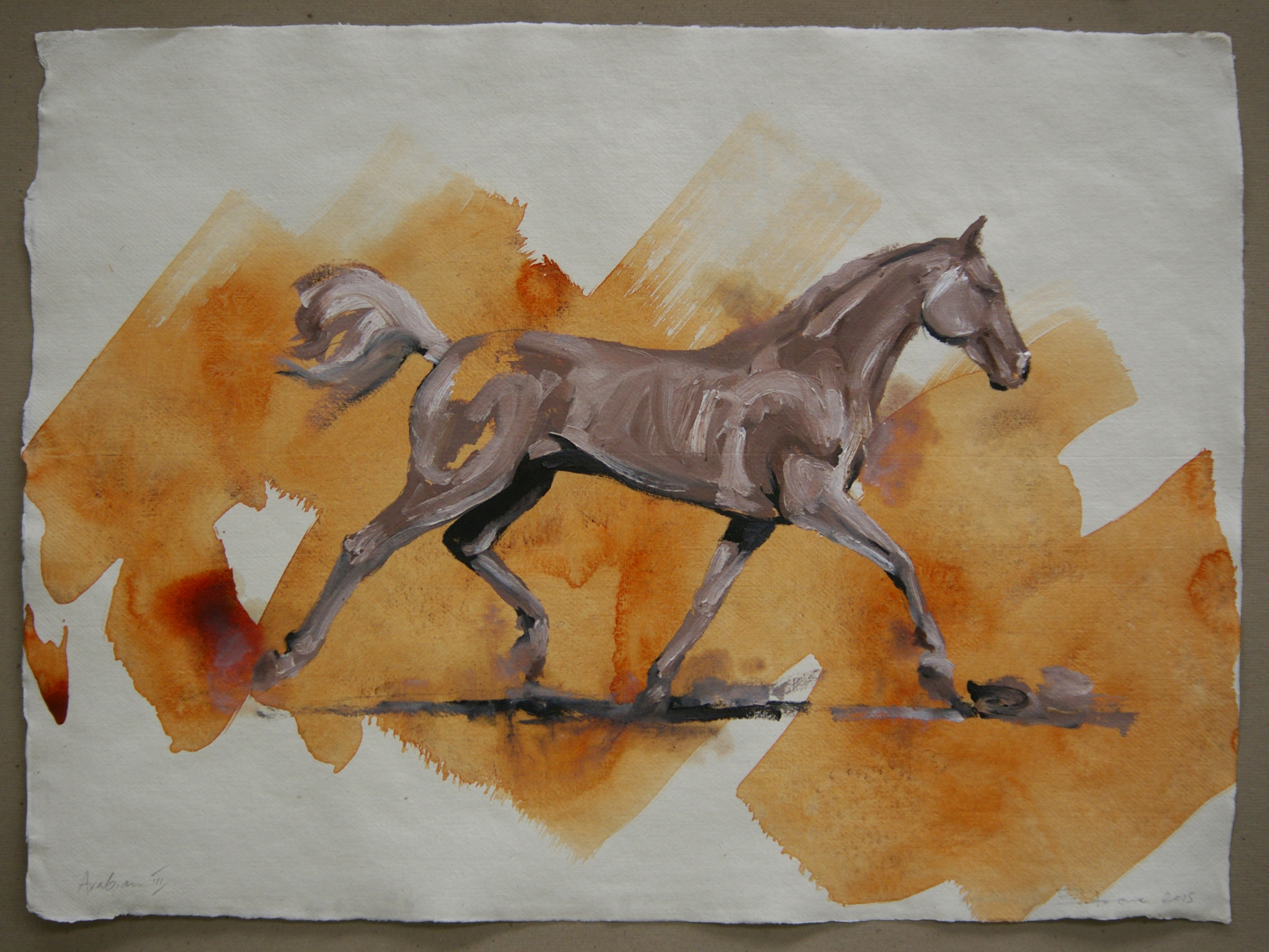 Arabian III (study)