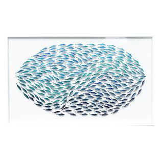 Shoal of Sardines (XL)