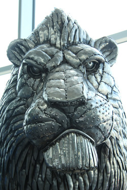 Lion by Michael Turner