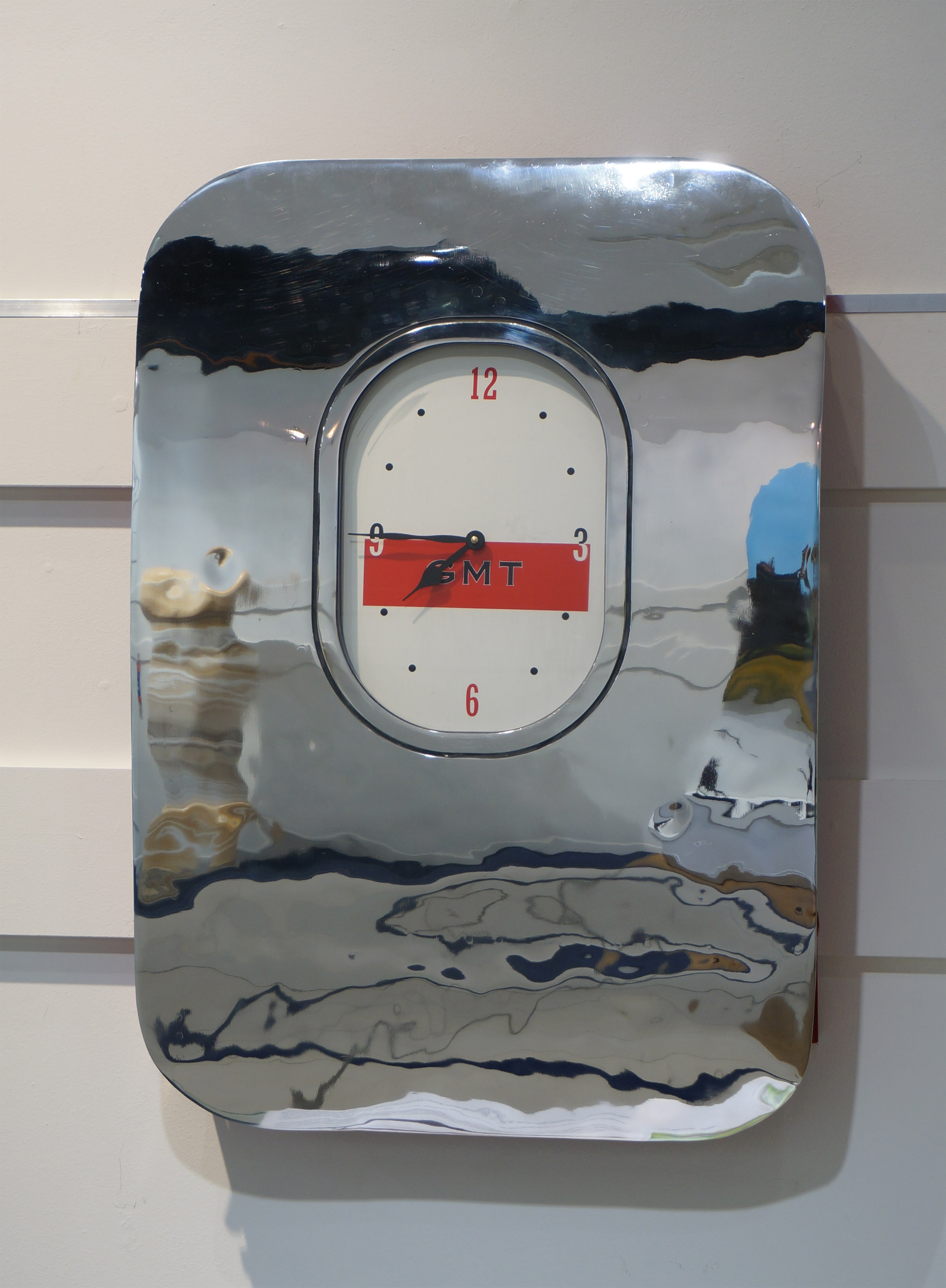 Airbus Clock (Time Flies)