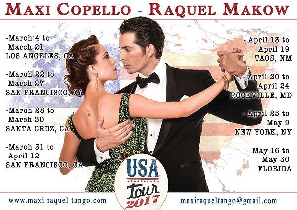 Maxi Copello Raquel Makow