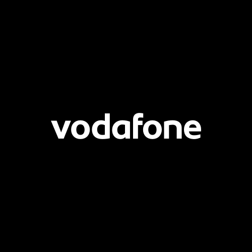 Vodafone client logo