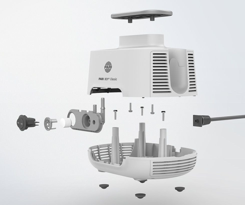 industrial design for healthcare