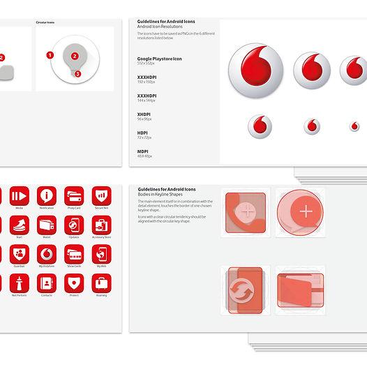 Iconogrqphy design language manual guideline