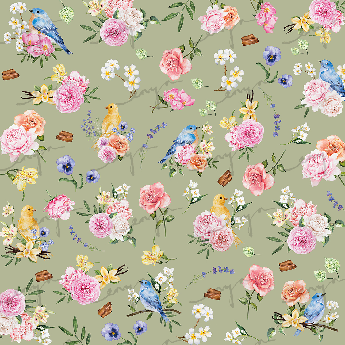 Pattern design for L'Odore