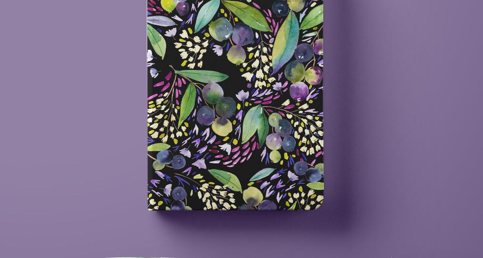 Blueberries design