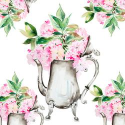 Spring flower pot -4