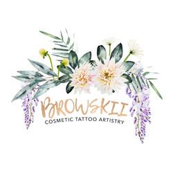 BROWSKII_Logo Design_Australia