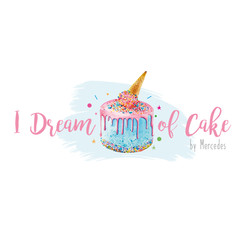 I dream of cake