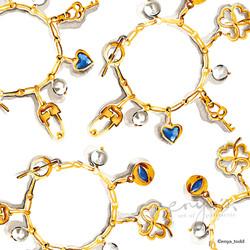 Tory Burch jewellery