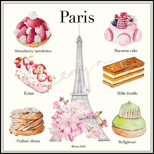 Patisserie around the world – Paris
