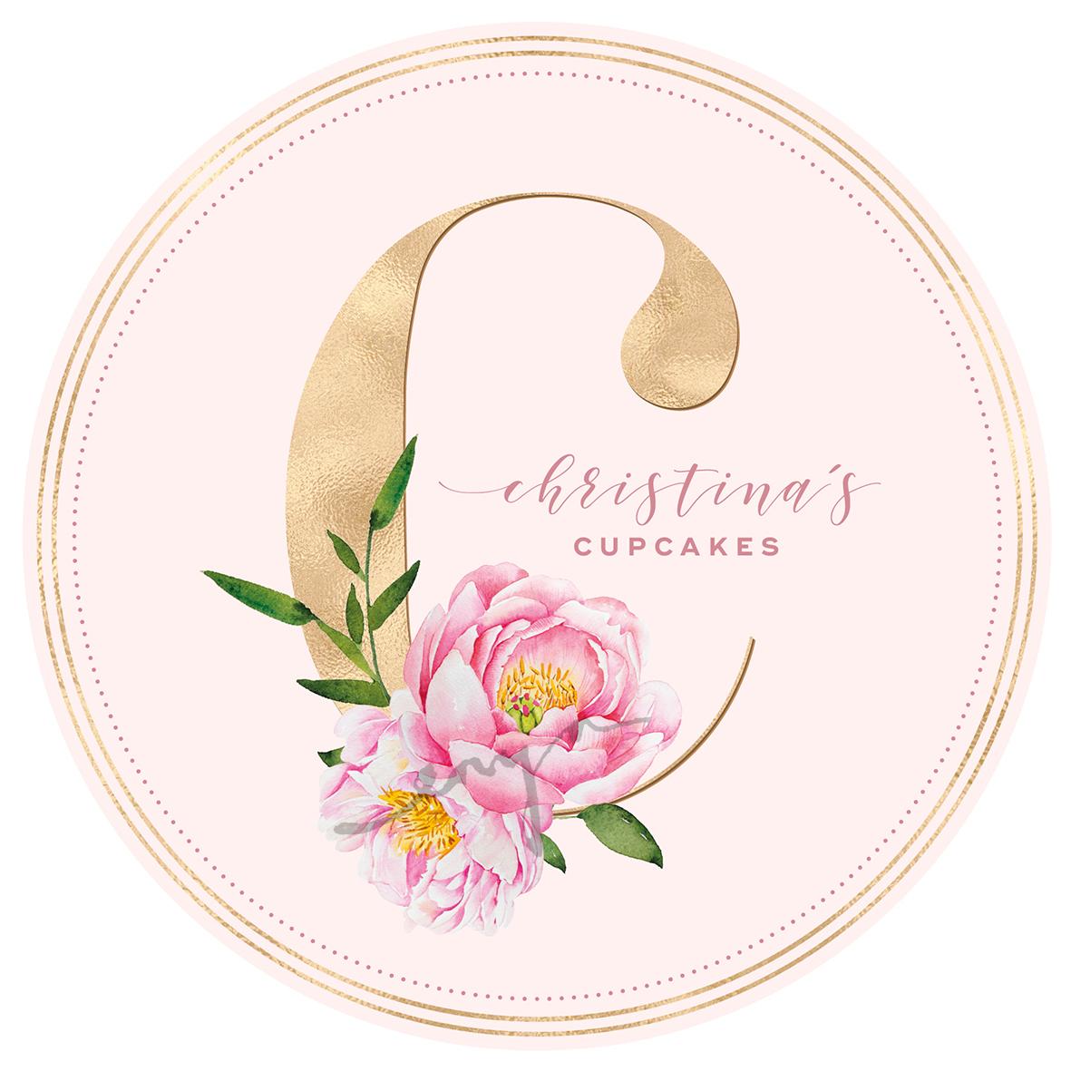 Christina's Cupcakes Logo