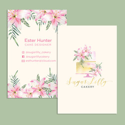SugarLilly_BusinessCard