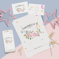 TWINKLUXE stationary design