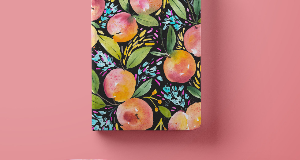 Peach design
