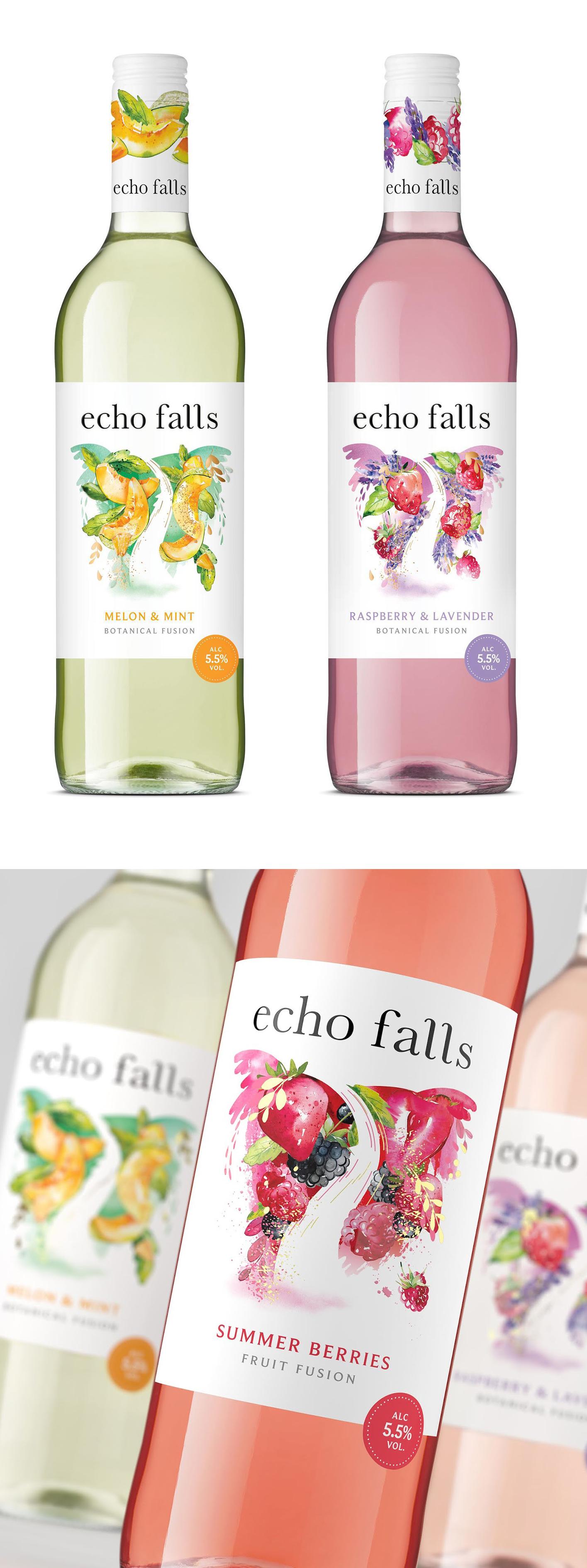 Echo Falls botanical Fusion