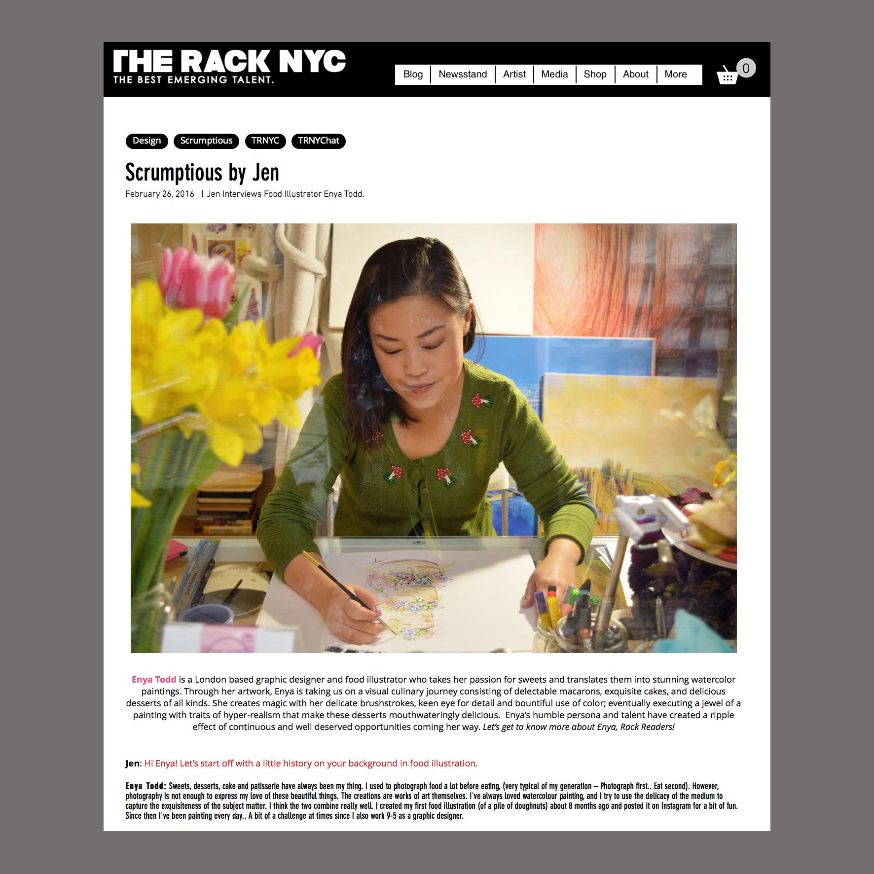 THE RACK NYC