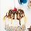 Thumbnail: An original painting – Ice cream birthday cake