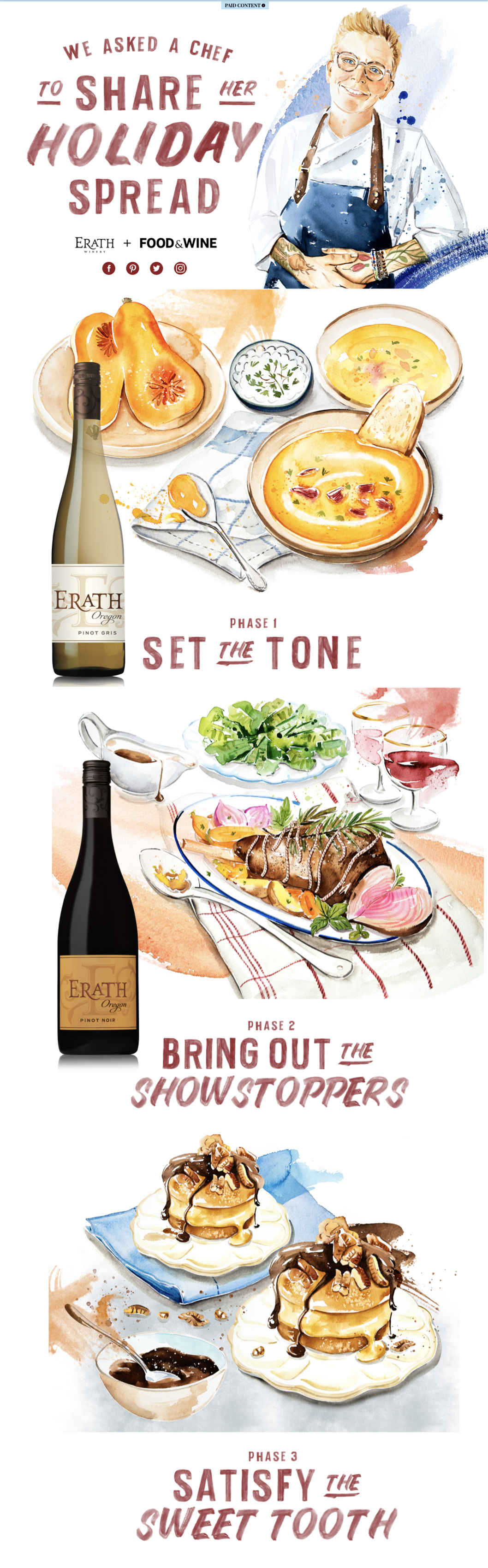 Erath winery editorial