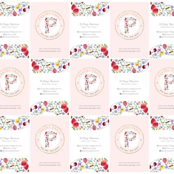 Pastry Paige – BusinessCard