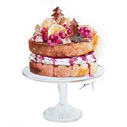 victoria spong cake