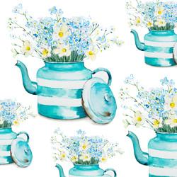 Spring flower pot -2