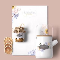 Michelle_Branding design