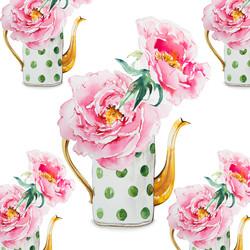 Spring flower pot -1