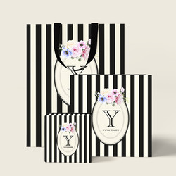 Yuyu branding mock up