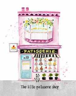 PatisserieShop