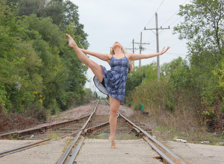 Auditioning For Outlet Dance Company