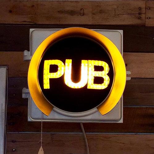 Flashing Pub Signal Light