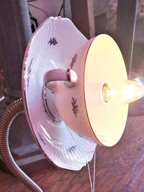 Beautiful Teacup and Saucer Lamp