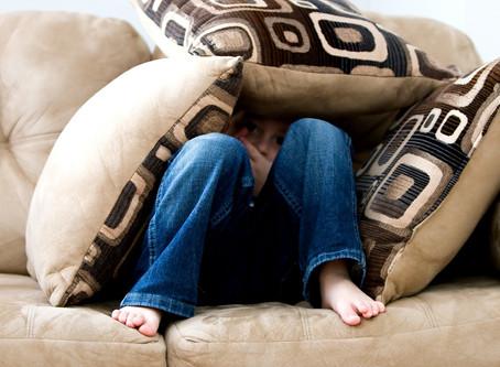 10 tips hoe om te gaan met een bang kind