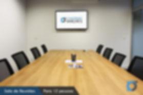 Sala de Reuniões - Para 12 Pessoas