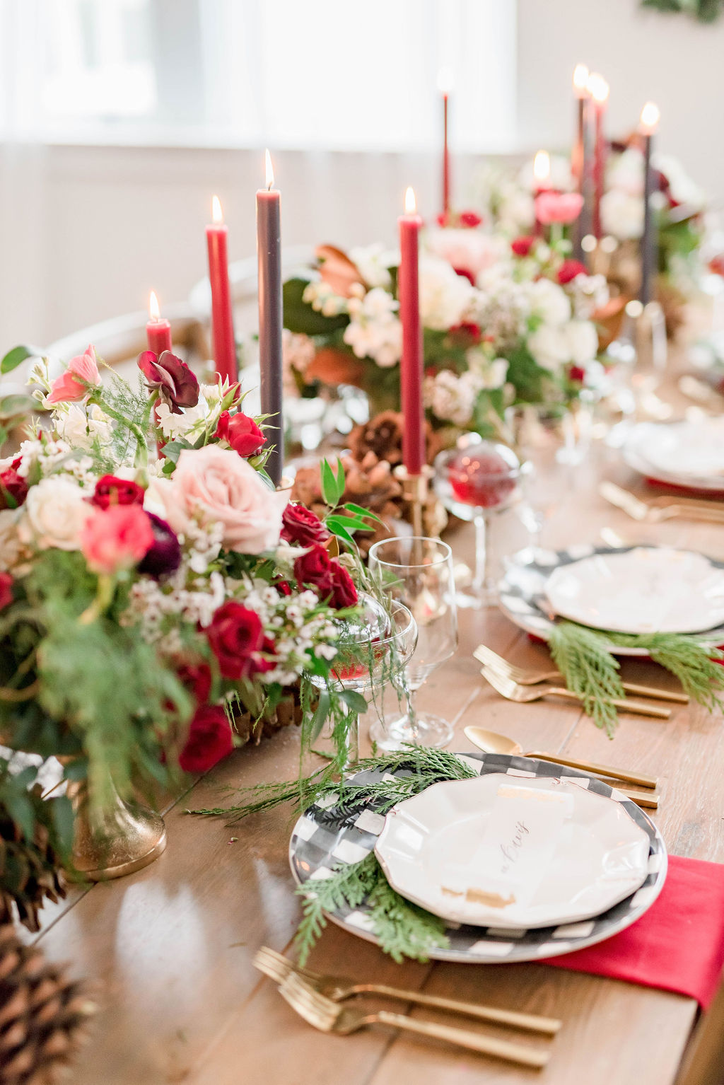 Holiday Styled Shoot