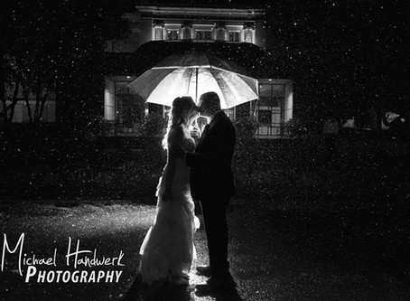 The Rain Plan: Our Top Tips On How Deal With The Elements On Your Wedding Day!