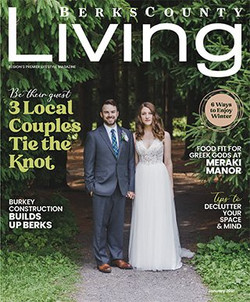 Feature in 2021 Berks County Living