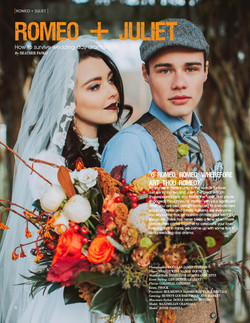 Romeo and Juliet Magazine Feature
